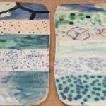 Emily Reinhardt glazes