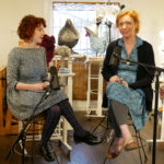 Betsy and Sally Jane talk
