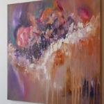 Melissa McCracken painting
