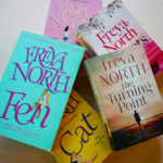 Betsy's collection of Freya North novels