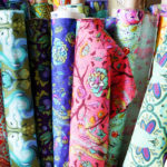 A look at Tula Pink's All Stars fabric collection.