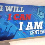 Phil Shafer mural at Central Academy in Kansas City. Photo via SikeStyle.com