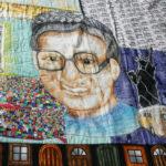 Nedra's Rosa Parks quilt.