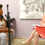 Host Betsy Blodgett interviews guest Glyneisha Johnson.